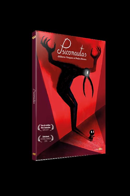 Psiconautas, un film de A. Vazquez et P. Rivero - DVD