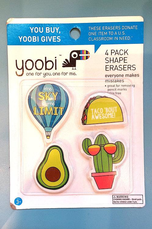 Gommes Yoobi - Mexico