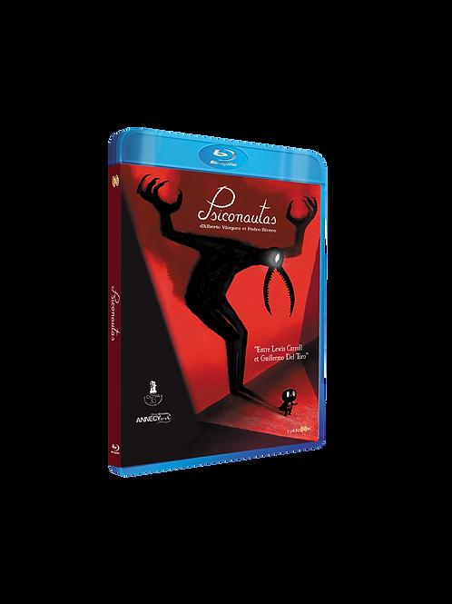 Psiconautas, un film de A. Vazquez et P. Rivero -BLU-RAY