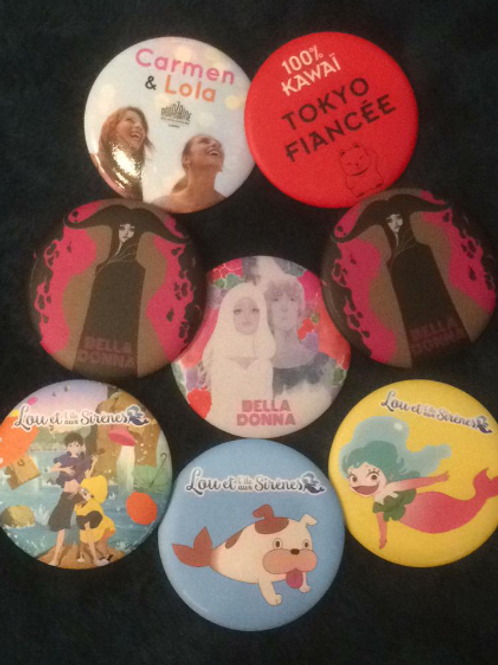 Badges films Eurozoom