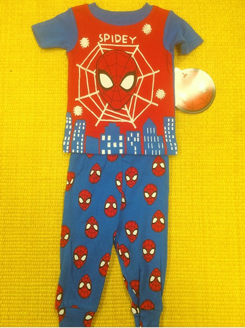 Ensemble pyjama Spider-man