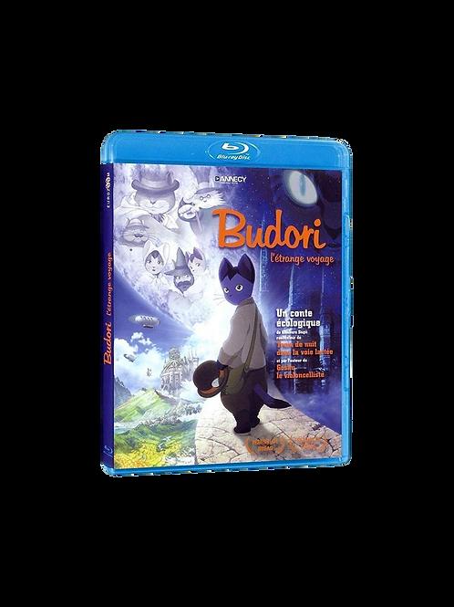 Budori, l'étrange voyage, un conte écologique (BLURAY)