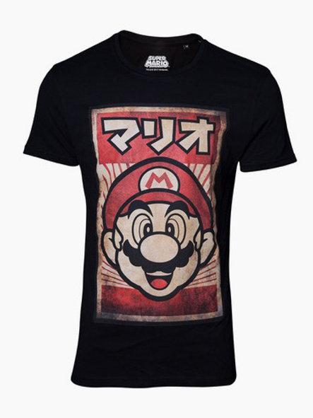 T-shirt Mario adulte