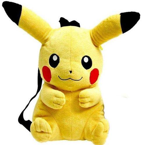 sac à dos peluche Pikachu