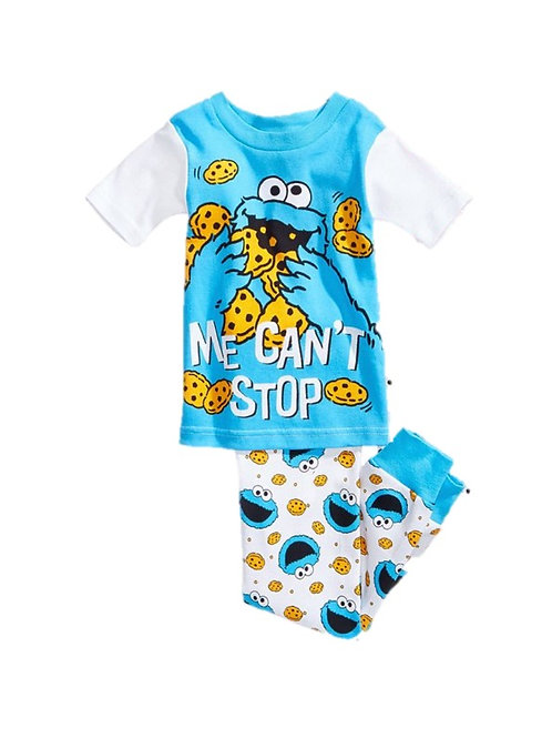 Pyjama Enfant Sesame Street Cookie