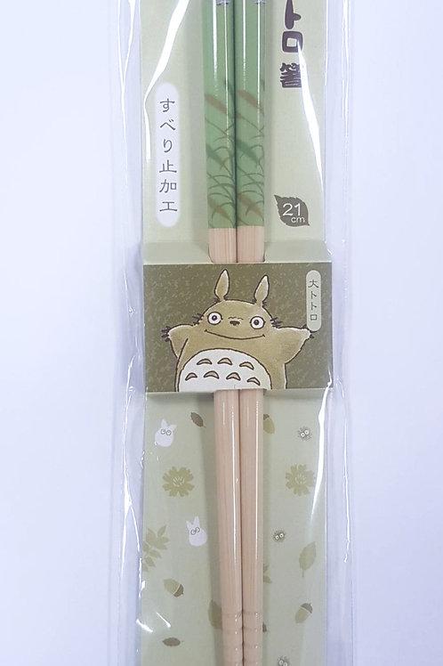 Baguettes - Totoro - vert