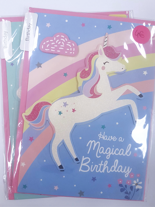 Carte - Have a magical birthday