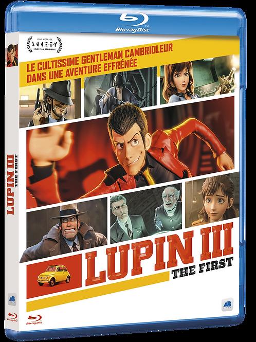LUPIN III THE FIRST - BLURAY