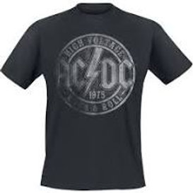 T-Shirt ACDC Adulte