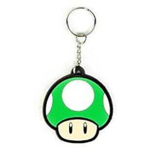 Porte-Clés Nintendo Champignon Vert