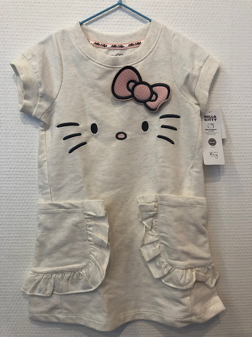 Robe Hello Kitty Blanche