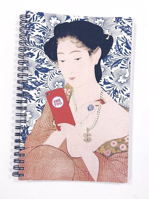 Carnet spirale - MODERN JAPAN LADY