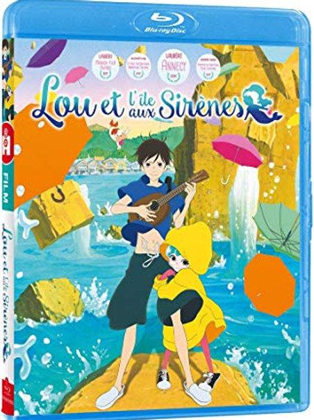 Lou et l'ile aux Sirènes (Bluray)