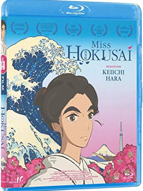 Miss Hokusai (Bluray)