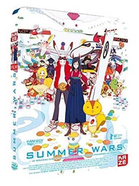 Summer Wars (Bluray)