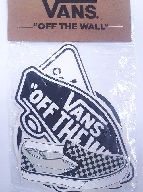 Stickers - Vans