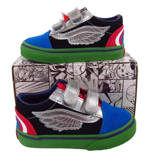 Chaussures Vans Enfants Garçons Marvel