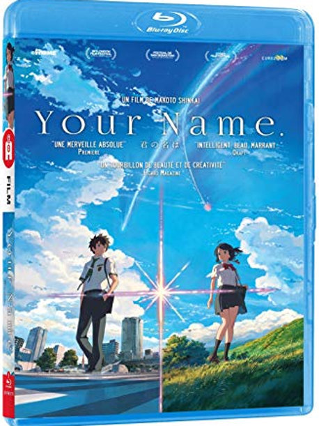 Your Name (Bluray)