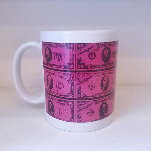 Mug - Dollars roses