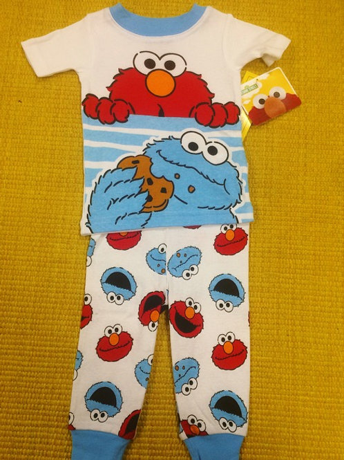Ensemble pyjama Sesame Street