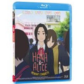 DVD Hana et Alice