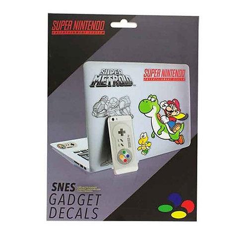 Stickers Super Nintendo