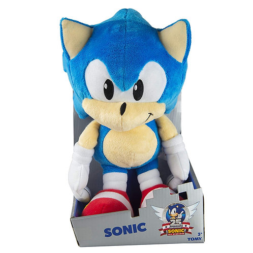 Super Sonic Peluche