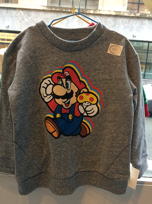 Sweat Mario enfant