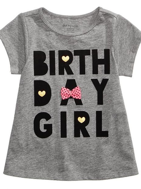 T-shirt Birthday girl