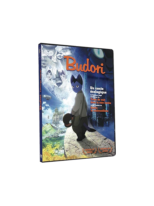 Budori, l'étrange voyage, un conte écologique (DVD)