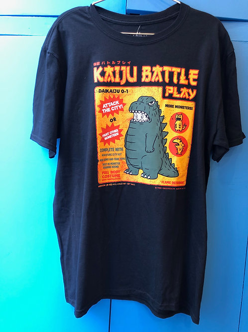 T-shirt The Craddle Kaiju Battle Play adulte