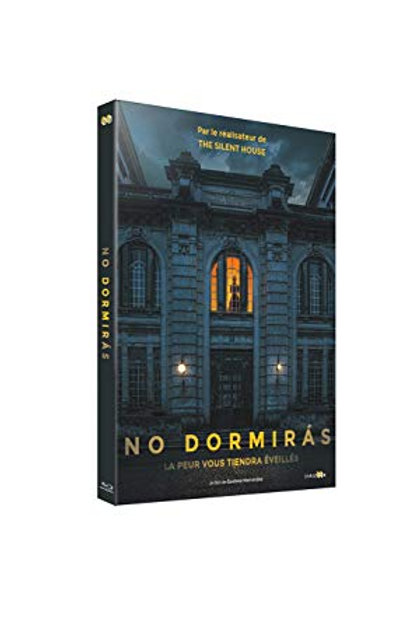 No Dormiràs (Bluray)