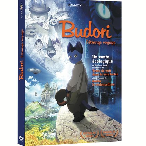 Budori, l'étrange voyage, un conte écologique - DVD