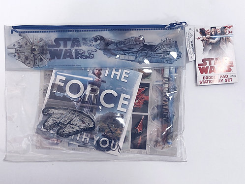 Pack papeterie - Star Wars