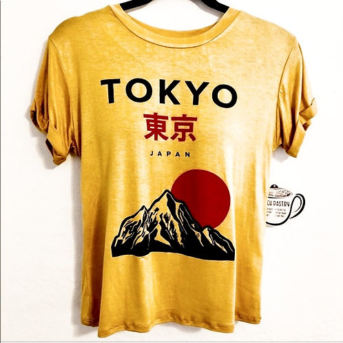 T-Shirt Tokyo French Pastry