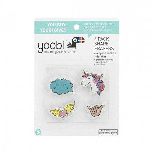 Gommes Yoobi - Licorne