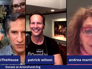 #9 Patrick Wilson and Friends!