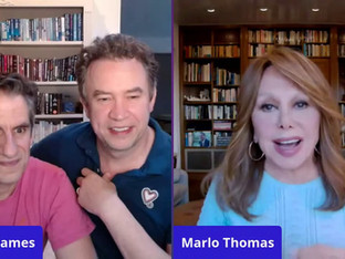 #145 Marlo Thomas FREE TO BE... YOU AND ME Special with Marlo Thomas, Sara Bareilles, Harry Belafonte, Drew Barrymore, Audra McDonald, Benj Pasek, Debra Messing, Gloria Steinem, Michael McElroy, Marlee Matlin and more!