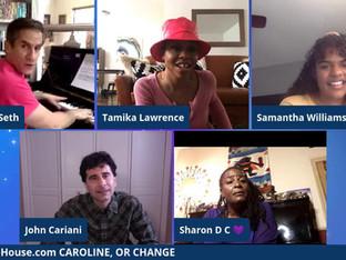 #58 Caroline, or Change Broadway Cast Reunion