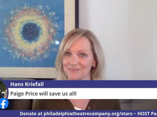 Regional Theatre Spotlight On: PHILADELPHIA THEATRE COMPANY with Paige Price, Tamara Anderson, Jen Childs, Scott Greer, Amanda Morton, Georgiana Summers, Kathleen Turner and Brian Anthony Wilson