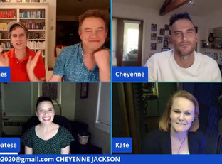 #122 Cheyenne Jackson
