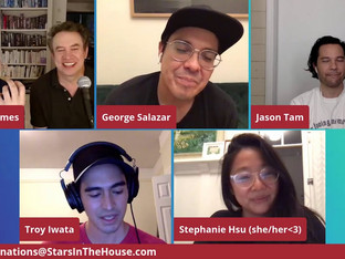 #198 BE MORE CHILL Reunion with Joe Iconis, George Salazar, Will Roland, Jason Tam, Britton Smith, Tiffany Mann, Katlyn Carlson, Lauren Marcus, Gerard Canonico, Jason SweetTooth Williams, Cameron Bond, Troy Iwata, Talia Suskauer, Joel Waggoner and Stephanie Hsu ​