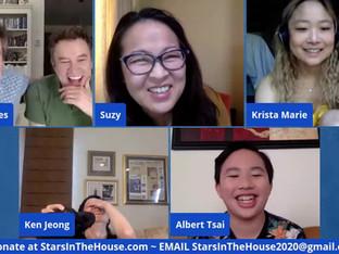 #119 Dr. Ken Cast reunion with Ken Jeong, Suzy Nakamura, Dave Foley, Jonathan Slavin, Tisha Campbell, Krista Marie Yu, Dana Lee and Albert Tsai
