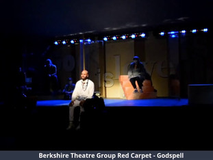 #175 Berkshire Theatre Group Red Carpet.  Join Seth and James as they attend GODSPELL, the first professional, sanctioned live theatre performance since the corona virus halted performances nationwide.  They will be live on the red carpet prior to showtime!