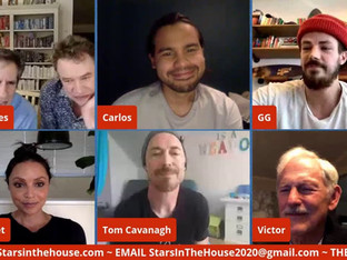 #108 The stars of CW's hit show, The Flash, join us for a Stars In The House reunion, including Grant Gustin, Jesse L. Martin, Danielle Panabaker, Candice Patton, Tom Cavanagh, Carlos Valdes, Danielle Nicolet and Hartley Sawyer.