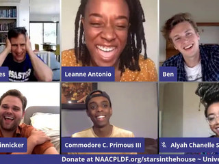 #135 University of Michigan Young Alumni with Leanne Antonio, Griffin Binnicker, Commodore C. Primous, III, Alyah Chanelle Scott and Ben Jackson Walker