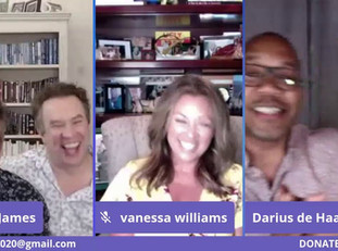 #144 Vanessa Williams joined by LDF's Associate Director-Counsel Janai Nelson  ​