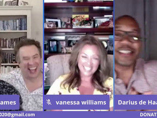 #143 Vanessa Williams joined by LDF's Associate Director-Counsel Janai Nelson  ​