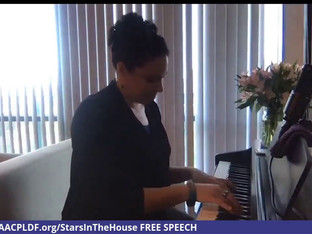 Plays In The House: FREE SPEECH: Performing Artists and the Power of the Spoken Word with James Alexander, Masi Asare, Valerie David, Jennifer Nelson, Awa Sal Secka, Nandita Shenoy, Riki Stevens, Janelle Lawrence and Bil Wright.  Hosted by Devanand Janki.