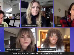 #51 JAGGED LITTLE PILL Broadway Cast Reunion